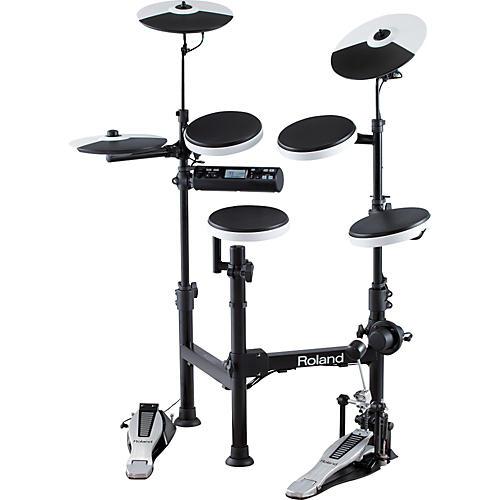 Roland V-Drums TD-4KP Portable Electronic Drum Set