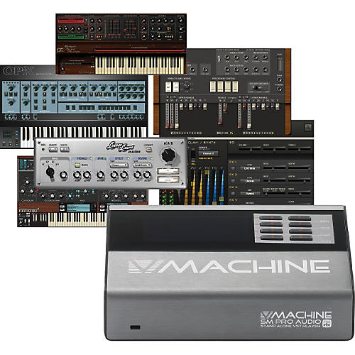 SM Pro Audio V-Machine and Classic Keys Promotional Bundle