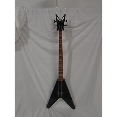 Dean V Metalman 4 String Electric Bass Guitar