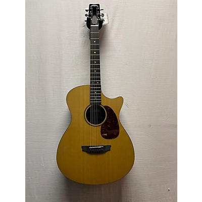 RainSong V-OM1000NSX Acoustic Electric Guitar