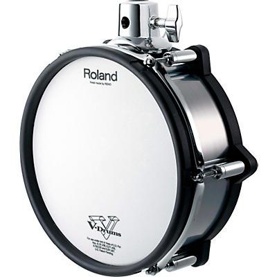 "Roland V-Pad 10"" Tom for TD-30KV Black Chrome"