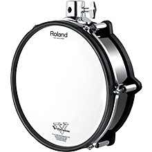 "Roland V-Pad 12"" Tom for TD-30KV Black Chrome"