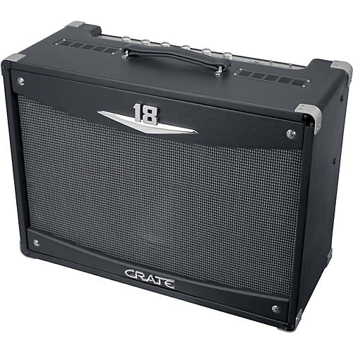 crate v series v18 112 18w 1x12 tube guitar combo amp musician 39 s friend. Black Bedroom Furniture Sets. Home Design Ideas