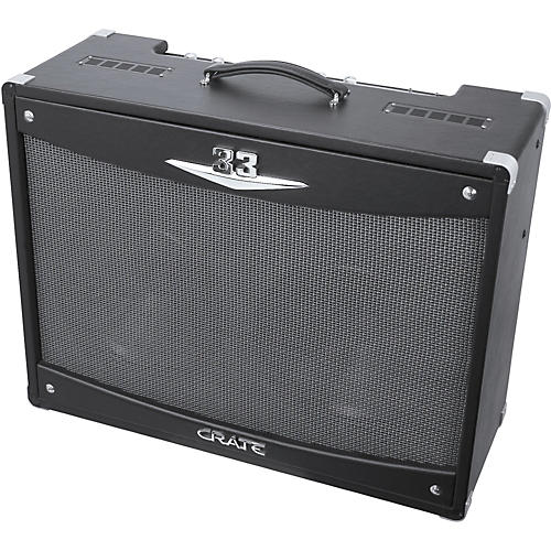 crate v series v33 212 33w 2x12 tube guitar combo amp musician 39 s friend. Black Bedroom Furniture Sets. Home Design Ideas