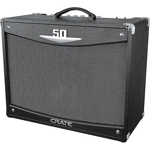 crate v series v50 112 50w 1x12 tube guitar combo amp musician 39 s friend. Black Bedroom Furniture Sets. Home Design Ideas