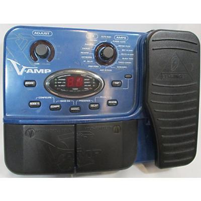 Behringer V-amp Effect Processor