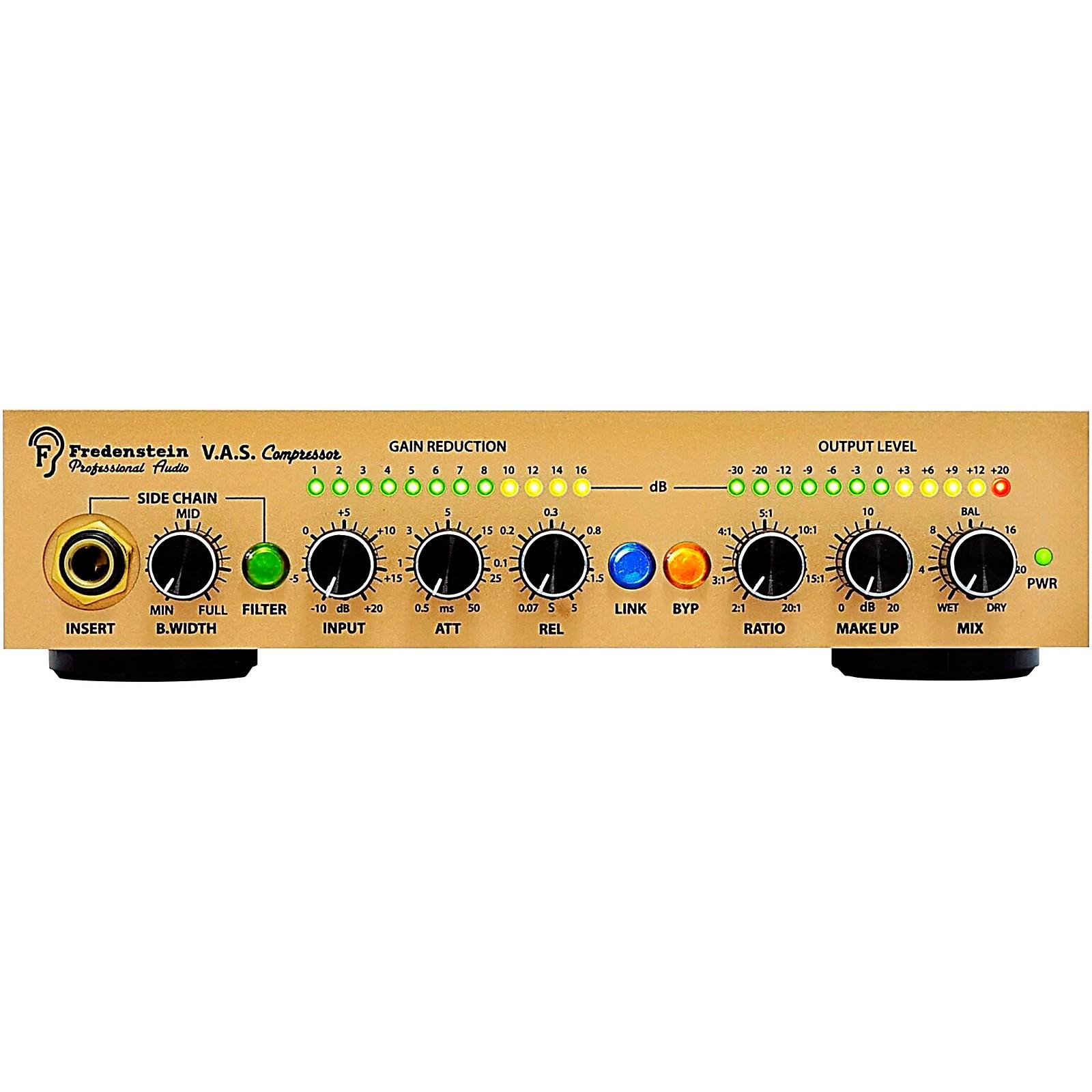 Fredenstein Professional Audio V.A.S. Compressor