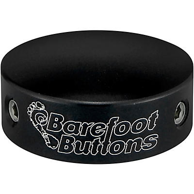 Barefoot Buttons V1 Big Bore Footswitch Cap