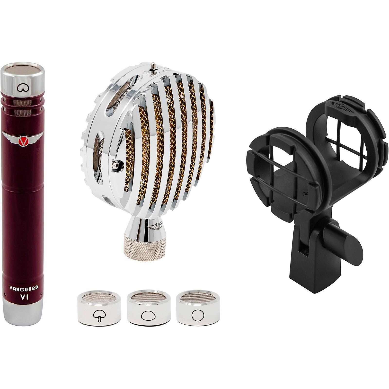 Vanguard Audio Labs V1 + Lolli Multi-Capsule Pencil Condenser Microphone Kit
