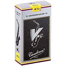 V12 Alto Saxophone Reeds Strength 4.5, Box of 10