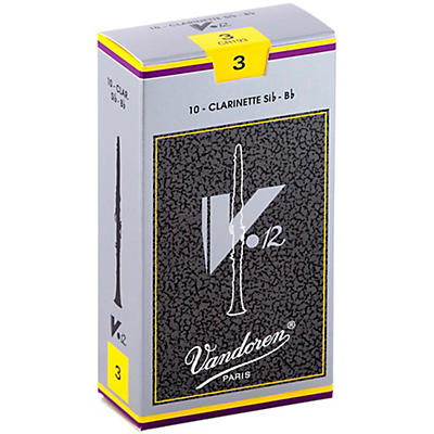 Vandoren V12 Bb Clarinet Reeds