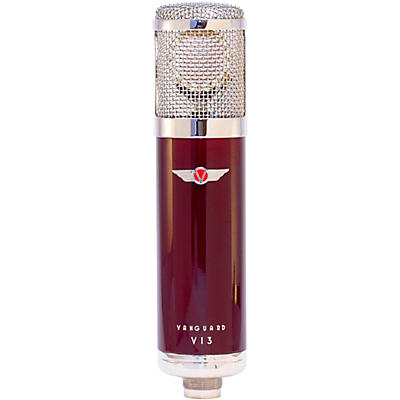 Vanguard Audio Labs V13 Large-Diaphragm Multi-Pattern Tube Condenser Microphone