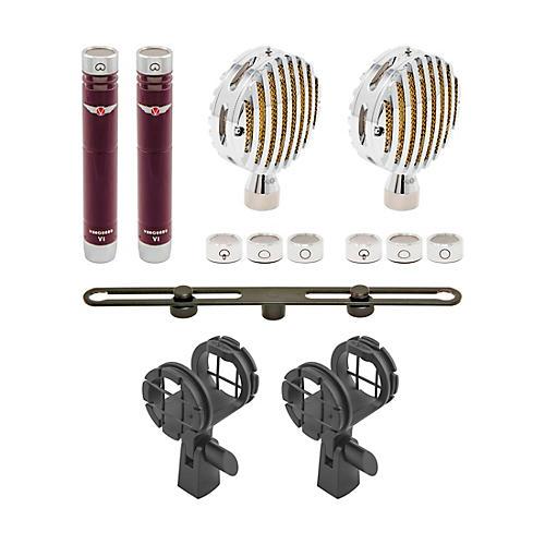 Vanguard Audio Labs V1S + Lolli Stereo Multi-Capsule Pencil Condenser Microphone Kit