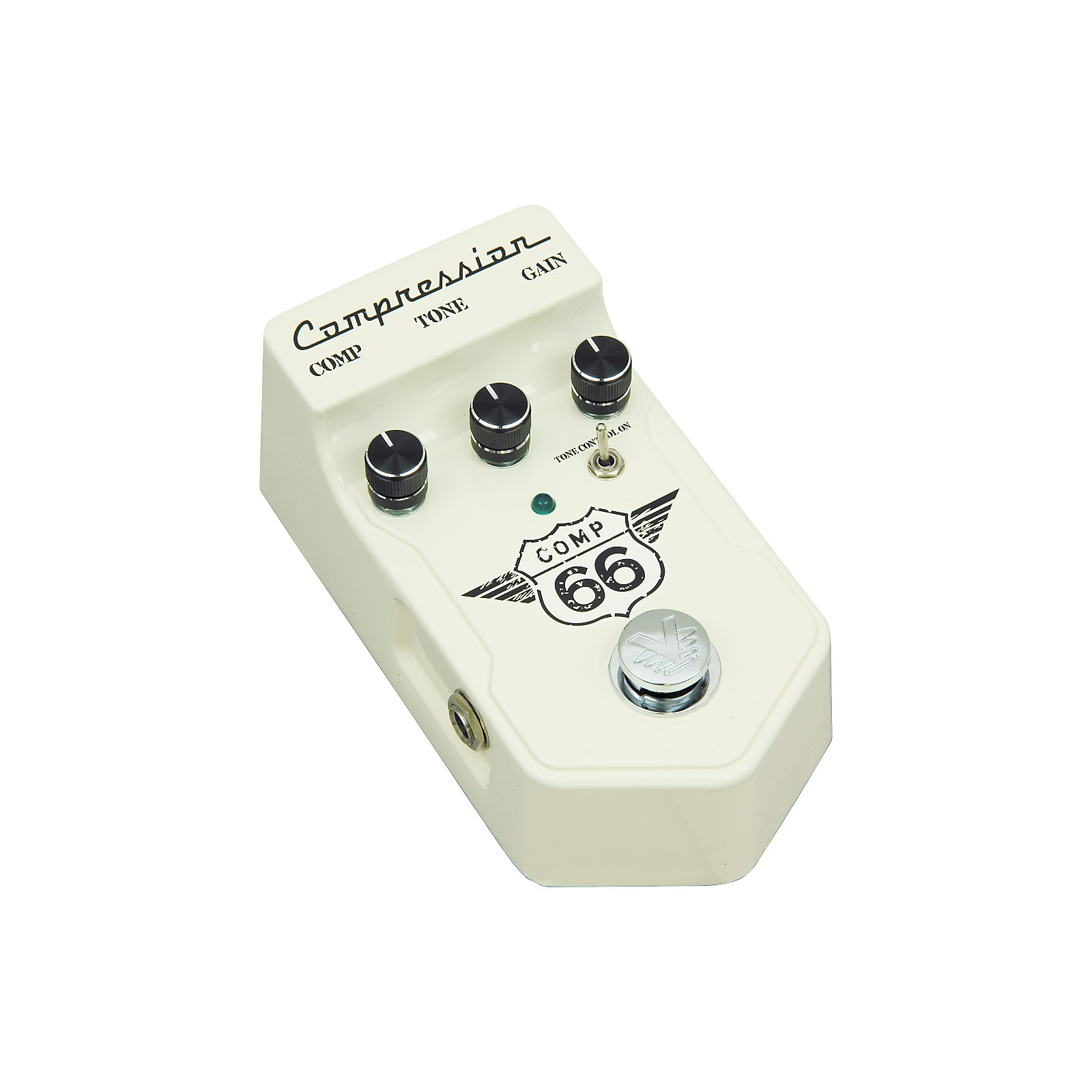 Visual Sound V2 Series V2CMP66 Comp 66 Compression Guitar Effects Pedal