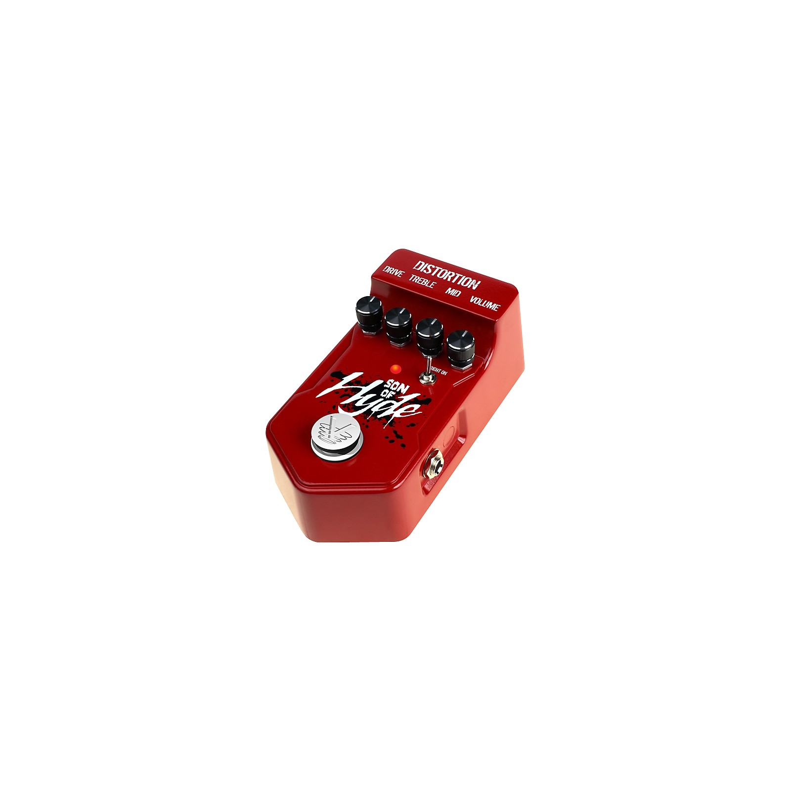 Visual Sound V2 Series V2SOH Son of Hyde Distortion Guitar Effects Pedal