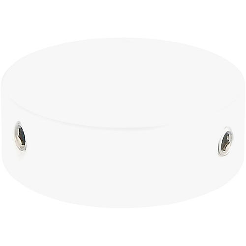 Barefoot Buttons V2 Standard Footswitch Cap White P.O.M.