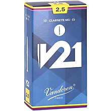 V21 Eb Clarinet Reeds 2.5