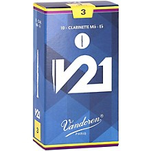 V21 Eb Clarinet Reeds 3