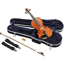 Open Box Yamaha V3 Series Student Violin Outfit