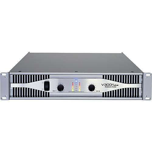 American Audio V3001 Plus Power Amplifier