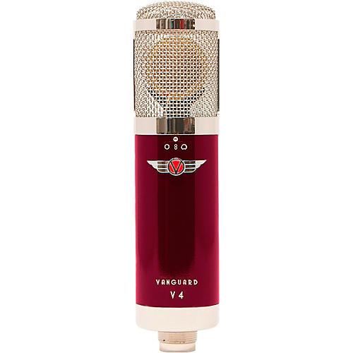 Vanguard Audio Labs V4 Large Diaphragm Multi-Pattern FET Condenser Microphone Condition 1 - Mint