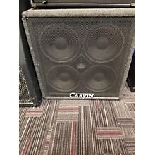 Carvin V410T Guitar Cabinet