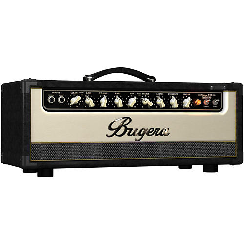 Bugera V55HD Infinium 55W Tube Guitar Amp Head Condition 1 - Mint