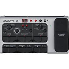 Zoom V6 Vocal Processor