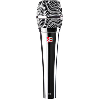 SE Electronics V7 Chrome Microphone