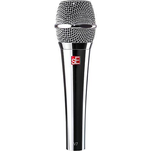 sE Electronics V7 Chrome Microphone Chrome