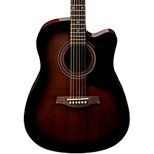 Open Box Ibanez V70CE Acoustic-Electric Cutaway Guitar
