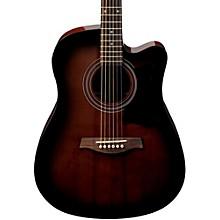 Open BoxIbanez V70CE Acoustic-Electric Cutaway Guitar