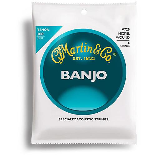 Martin V720 Tenor Vega Banjo Strings