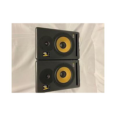 KRK V8 Series 2 - Pair Powered Monitor