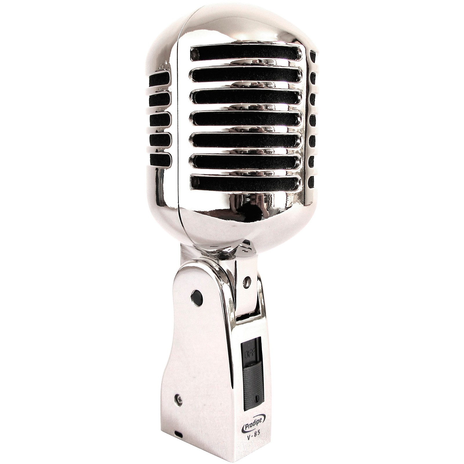 Prodipe V85 Vintage Style Switched Dynamic Microphone