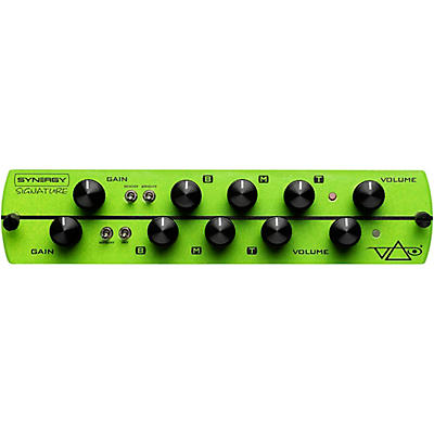 Synergy VAI Steve Vai Signature 2-Channel Preamp Module