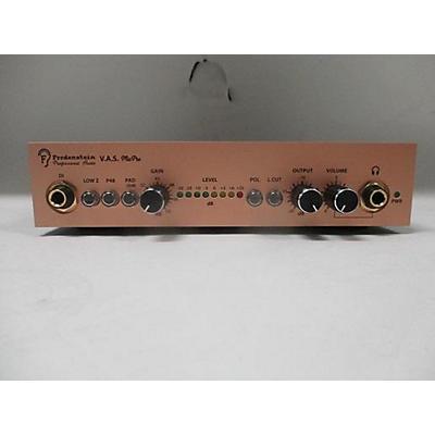 Fredenstein Professional Audio VAS Microphone Preamp