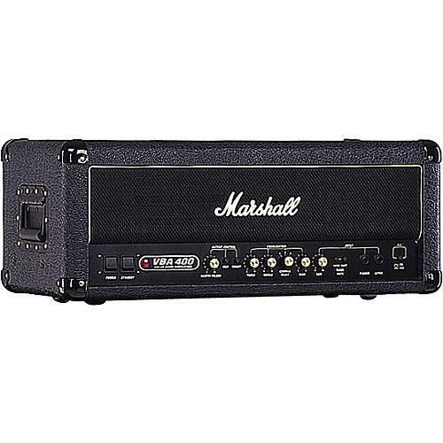 marshall vba400 all tube bass head musician 39 s friend. Black Bedroom Furniture Sets. Home Design Ideas