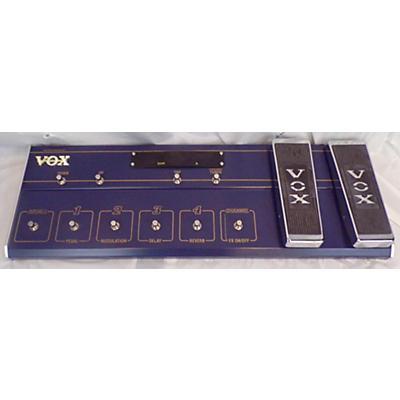 Vox VC-12 Pedal