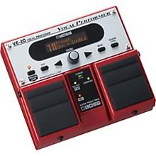 Open BoxBoss VE-20 Vocal Effects Processor
