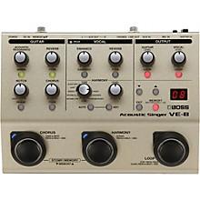 Open BoxBoss VE-8 Acoustic Singer Multi-Effects Pedal
