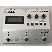 Boss VE500 Vocal Performer Vocal Processor