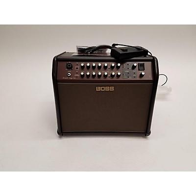 Boss VE8 Acoustic Singer Pro Acoustic Guitar Combo Amp