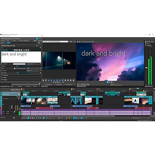 Magix VEGAS Pro 17 Suite (Download)