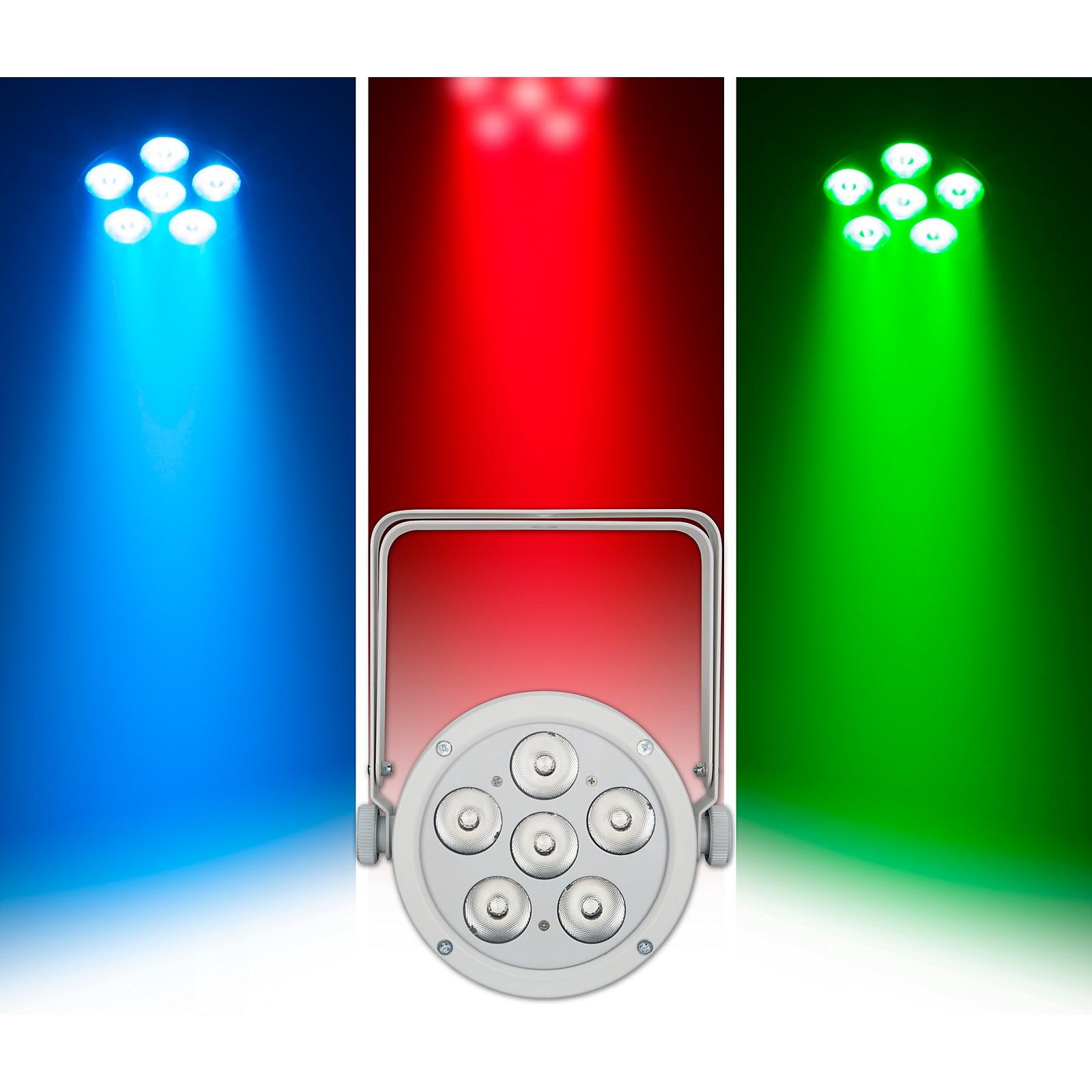 Proline VENUE THIN TRI38 LED 3W LIGHTWEIGHT LED STAGE LIGHT WHITE