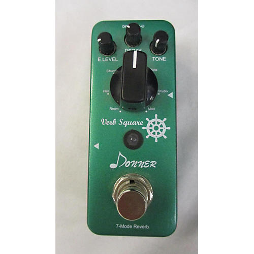 VERB SQUARE Effect Pedal