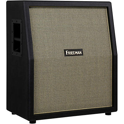 "Friedman VERTICAL 212 2x12"" Rear Ported Closed Back Slant Cabinet - 2 x Vintage 30 Loaded"