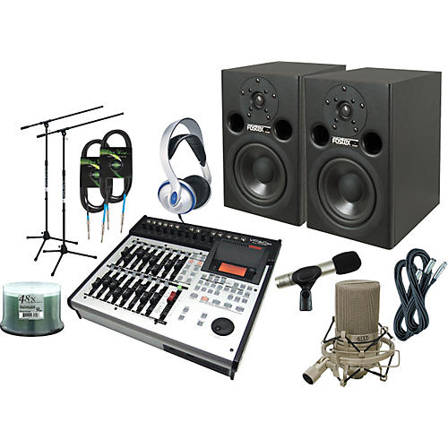 Fostex VF160EX All-In-One Recording Package