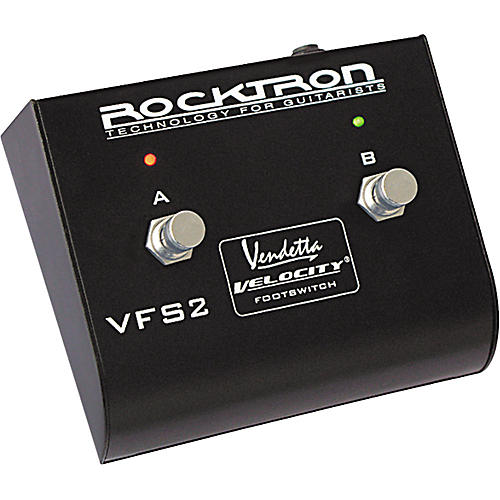 Rocktron VFS2 Double Guitar Footswitch