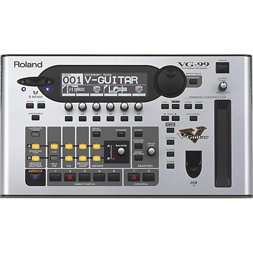 Roland VG-99 V-Guitar Multi Effects Processor System